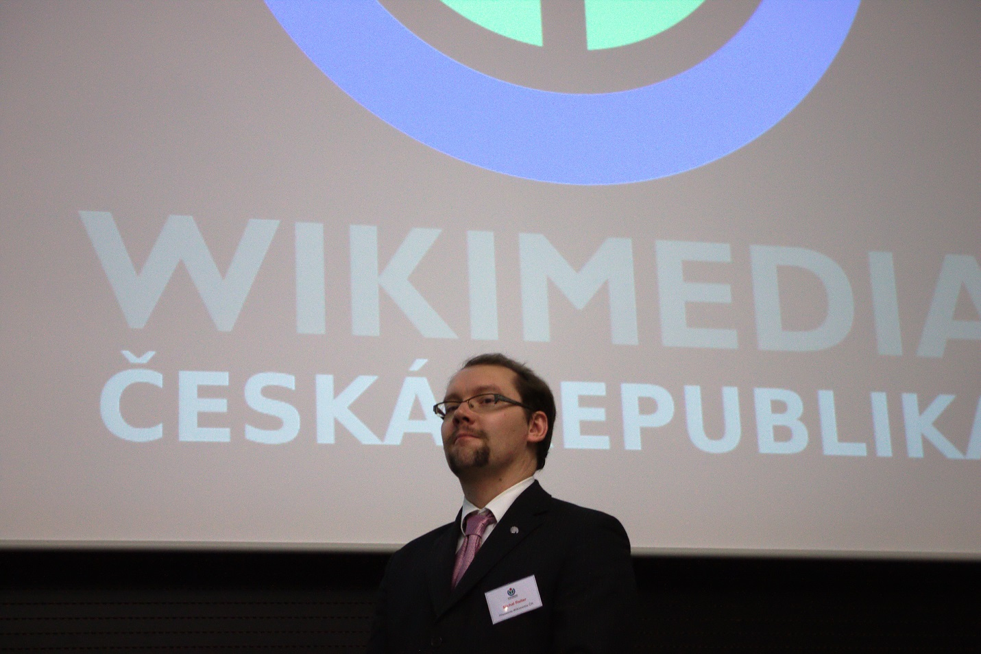 Michal Reiter (na fotografii) je současným předsedou WM ČR.