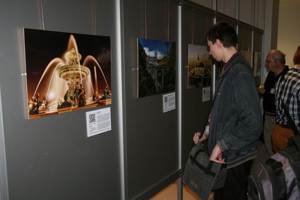 Výstava výherních fotek Wiki miluje památky (CC-BY-SA 4.0, Martin Strachoň)