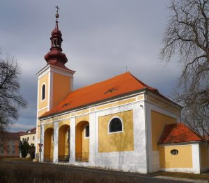 Chrám sv. Anny v Kadani (autor: H2k4, CC BY SA 3.0)