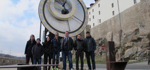 Wikipedisté na víkendovém workshopu v březnu 2015
