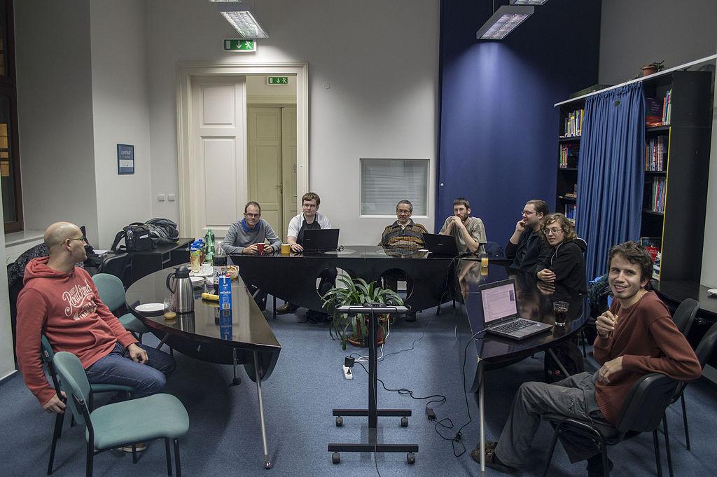 Wikipedisté působící na půdě Masarykovy univerzity, jeden z velkých úspěchů loňského roku