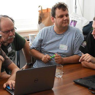 Wikidata workshop (autor: Ben Skála, CC-BY-SA 4.0)