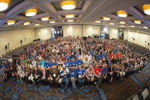 Účastníci Wikimania '17