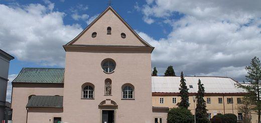 Kapucínský zámek v Chrudimi, autor: Harold, CC BY-SA 3.0
