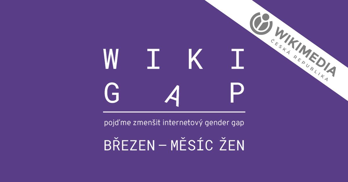 WikiGap 2021, gender gap na Wikipedii